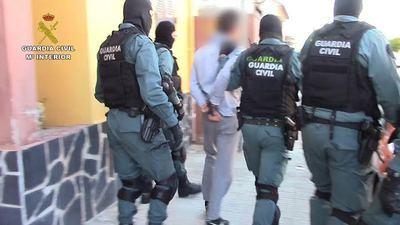 Seis detenidos por 27 robos en la provincia de Toledo