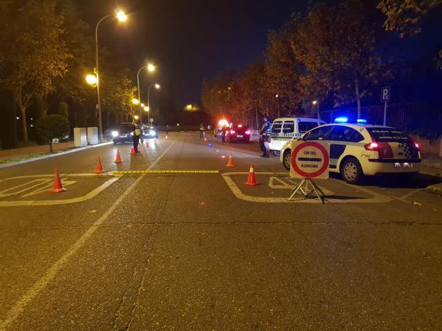 La Policía Local multa a 37 conductores en la última campaña de control de alcoholemia y drogas