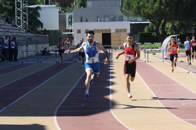 Alberto Alcázar, de la UDAT, bronce en el Campeonato de Castilla-La Mancha