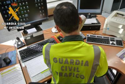 Investigado por conducir bajo los efectos de la cocaína un autobús con 41 personas entre Madrid a Talavera