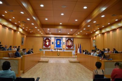 El Pleno aprueba reducir a 11 las liberaciones en Talavera pese al rechazo de PP, Cs y Vox