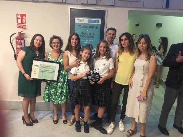 Reconocimiento al colegio Clemente Palencia por la