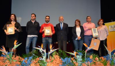 COCEMFE Talavera entrega sus 'I Premios Gratia'