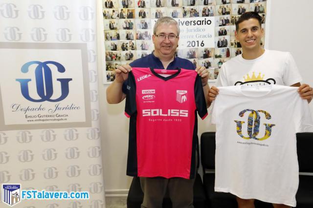 El Soliss FS Talavera blinda su retaguardia con el fichaje de Víctor López