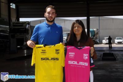 Domingo Asensio completa el tridente de porteros del Soliss FS Talavera