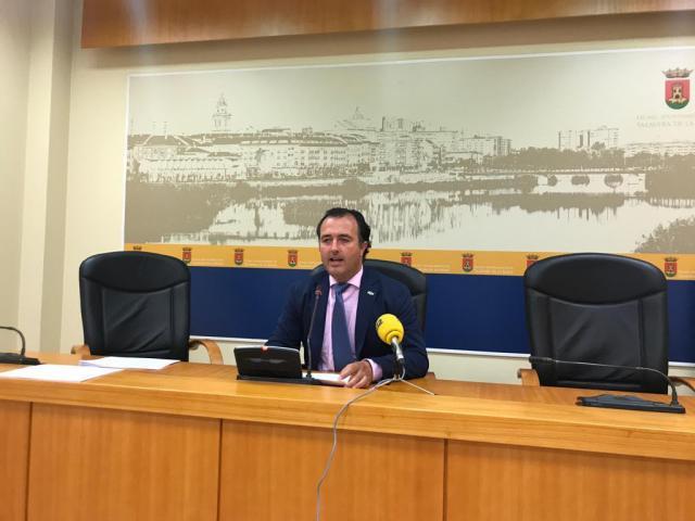VOX Talavera llevará a Pleno el Mundial de Motocross y la revisión de los pasos a nivel