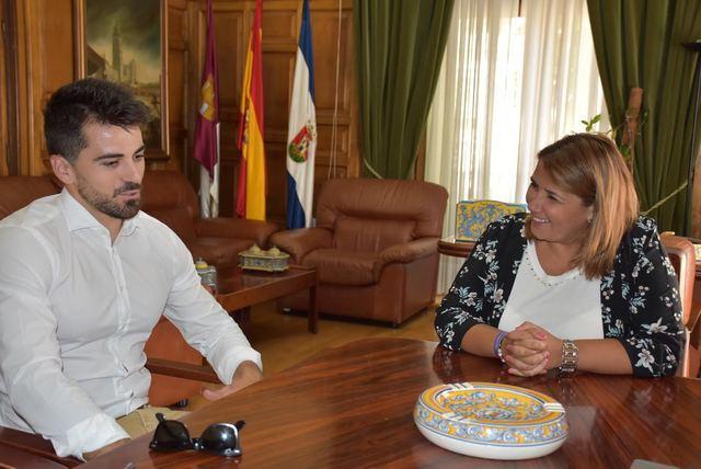 Tita García felicita a Cubelos tras lograr el Subcampeonato del Mundo