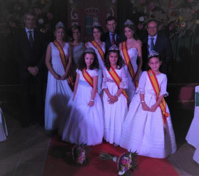 El Gobierno regional acompaña a los vecinos de Fuensalida en sus fiestas patronales