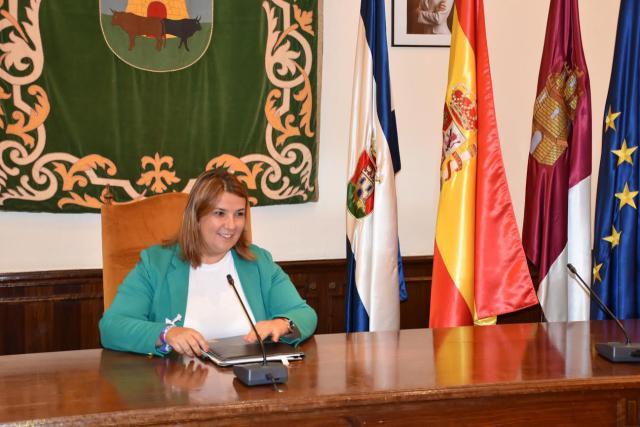Tita García: 'Hemos conseguido que Talavera, que estaba parada, empiece a funcionar'