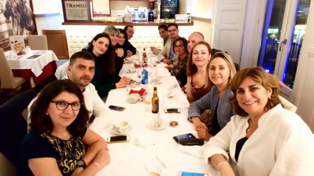 Cena benéfica en Talavera contra el cáncer de mama