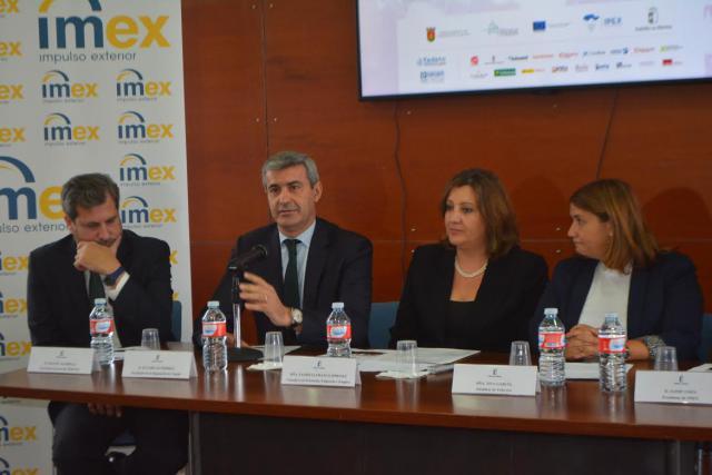 Álvaro Gutiérrez destaca que la Feria IMEX convertirá a Talavera en la capital del comercio exterior en España
