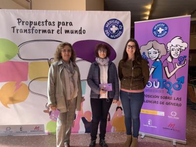 La exposición itinerante '#YouToo, el cambio está en ti' llegará al el IES Ribera del Tajo de Talavera