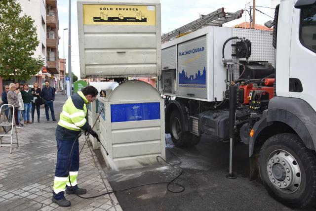 El Ayuntamiento de Talavera inicia una limpieza intensiva por todos los barrios