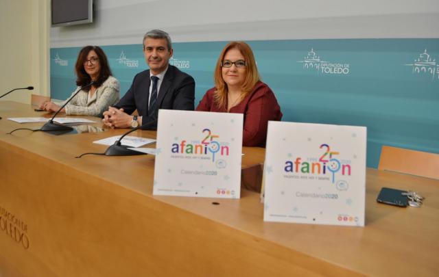 """Presentado el calendario de AFANION bajo el lema """"Valientes. Ayer, hoy y siempre"""""""