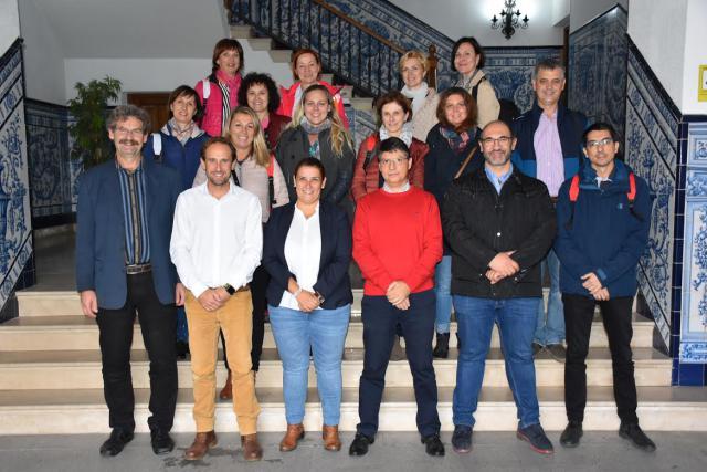 Una quincena de profesores de Croacia, Alemania, Lituania y España participan en el proyecto 'Erasmus+' en el IES Ribera del Tajo