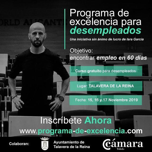 Un taller en Talavera ayudará a desempleados a encontrar trabajo en 60 días
