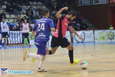 El duelo Soliss FS Talavera y el Manzanares FS será 'Día de ayuda al club'