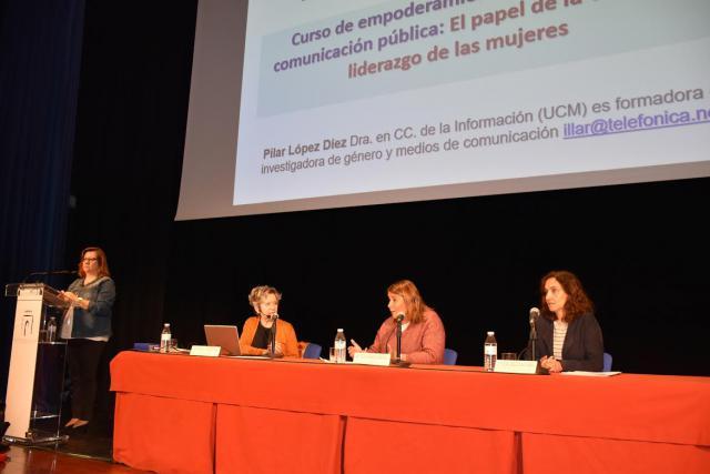 Curso en Talavera sobre 'el papel de la voz en el liderazgo de las mujeres'