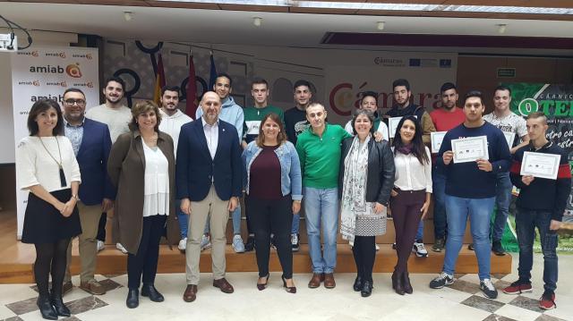 La Junta pone en valor el programa CREA, de formación y empleo, que se imparte en Talavera