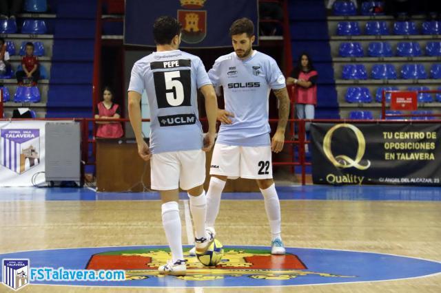 El Soliss FS Talavera ya tiene fecha y lugar para su estreno en Copa del Rey