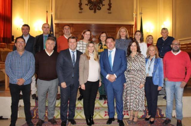 El PP advierte de la 'preocupante' tendencia del paro y reclama a la Diputación que vele por los municipios