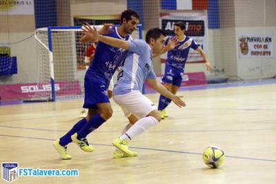 El Soliss FS Talavera se enfrenta al difícil Villafontana