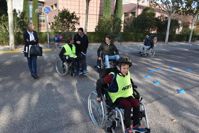 Escolares de 15 colegios públicos de Talavera y comarca participan las 'Jornadas de Infancia, Espacio Público y Salud'