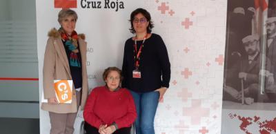 """Cs Talavera apoya y plantea programas con Cruz Roja para la lucha contra la """"pobreza estructural"""""""
