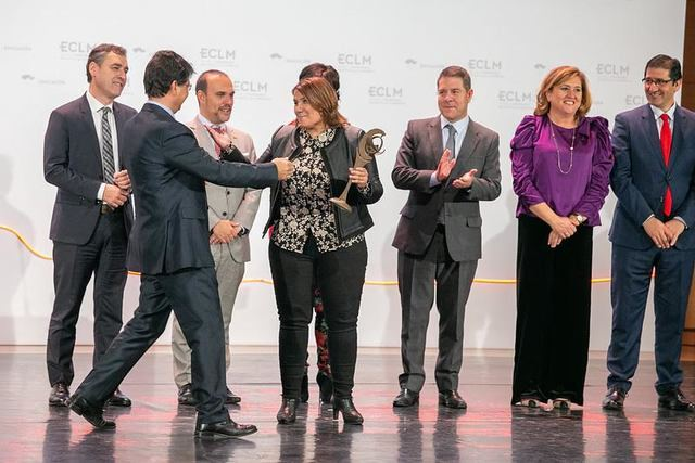 El IES Ribera del Tajo de Talavera, premiado en el Día de la Enseñanza