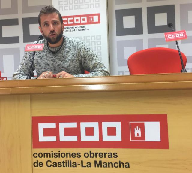 CCOO demanda a la Junta por los 21 nuevos puestos de asesor