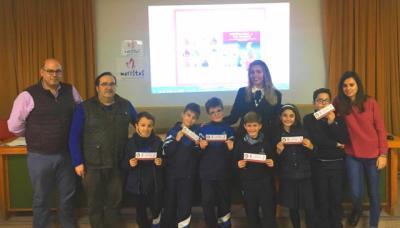 Entrega de premios del I Concurso infantil de la Junta de Cofradías de Talavera
