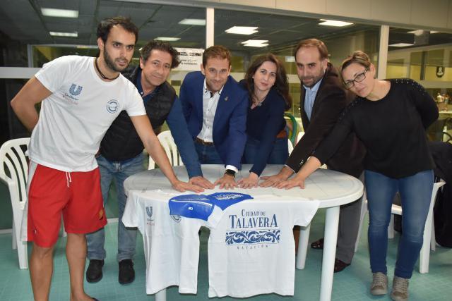 Nace el Club Natación Ciudad de Talavera tras la fusión de los tres clubes de la ciudad