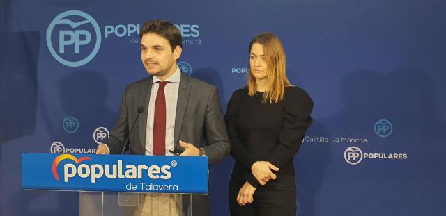 El PP Talavera propone bonificar el impuesto de vehículos a los autónomos y ampliar bonificaciones a empresas