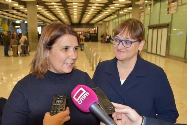 """Tita García: """"Talavera ha estado en el mapa internacional y hay que trabajar para que permanezca"""""""