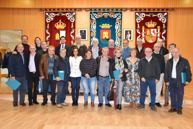 Homenaje por la jubilación de 25 trabajadores y trabajadoras del Ayuntamiento