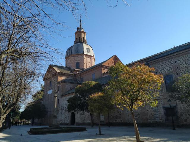 Basícila de la Virgen del Prado
