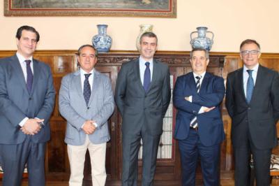 La Diputación aporta 50.000 euros a FEDETO para apoyar a los emprendedores