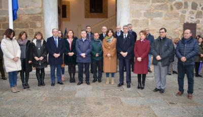 La Diputación condena el último asesinato machista cometido en la provincia de Toledo
