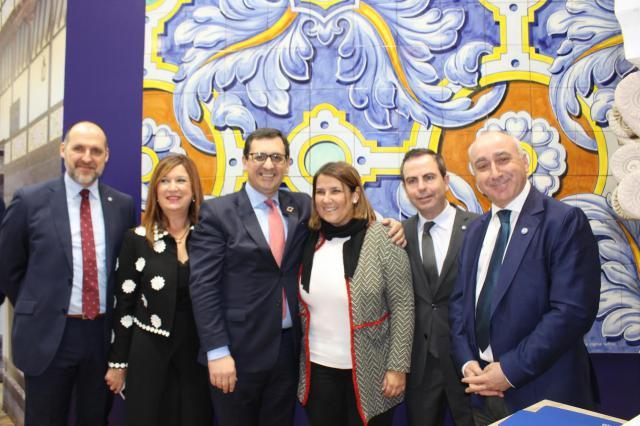 El Gobierno regional trabaja para que la provincia de Toledo siga siendo un referente turístico de interior