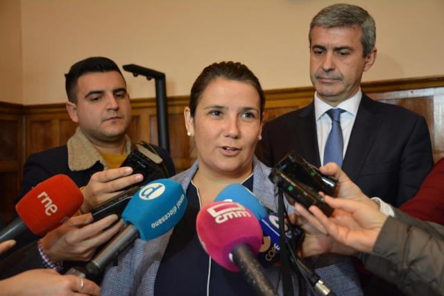 """La alcaldesa de Talavera mantiene su postura de """"trasvase cero"""""""