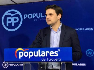 """El PP critica """"el desprecio"""" del PSOE hacia Talavera Ferialpro al organizar FARCAMA en la Alameda"""