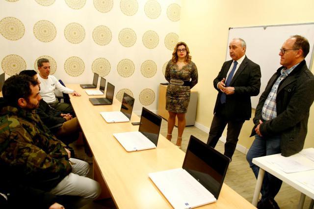 459 cursos de formación para el empleo se desarrollarán este año en la provincia de Toledo