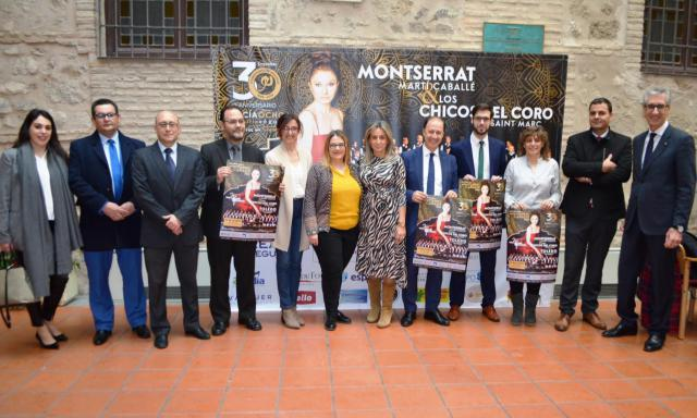 Diputación colabora en el concierto benéfico a favor de AFANION