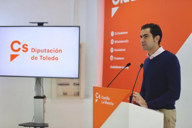 Cs denuncia que la Diputación de Toledo gastó más de 10.000 euros por un pleno de 3 minutos