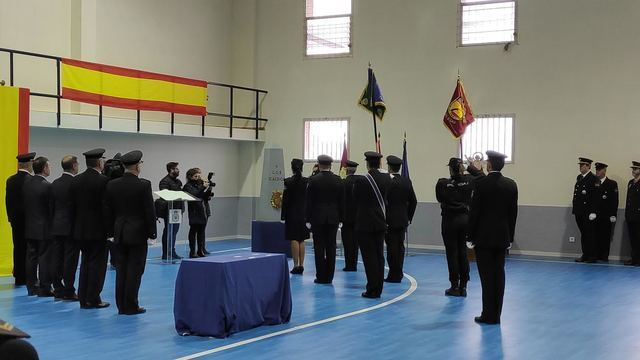 La Policía Nacional celebra el 195 aniversario de su creación (fotos)