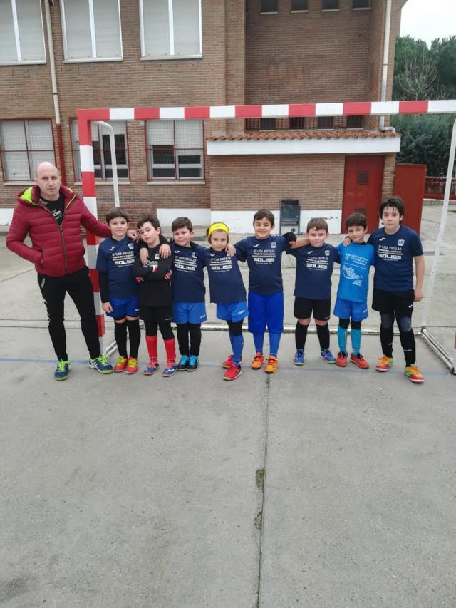 La Liga Escolar 'Ciudad de la Cerámica' arranca con 85 goles