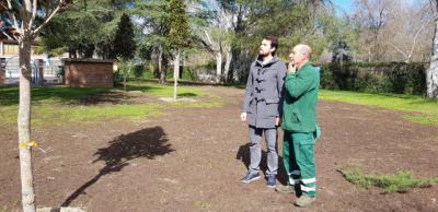 TALAVERA | La ciudad cuenta con 400 nuevos árboles