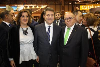 Eurocaja Rural respalda en Fitur al sector turístico regional