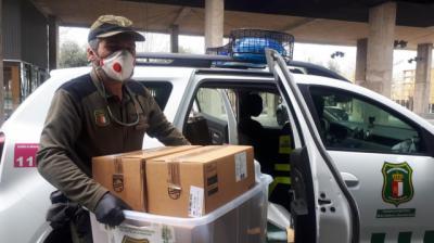 PANDEMIA | El gran trabajo de los agentes medioambientales en Talavera y comarca