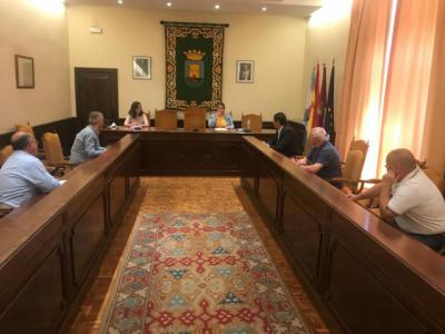 TALAVERA | El Ayuntamiento traslada a FEDETO, Cámara y sindicatos el Plan de Dinamización Económico y Social